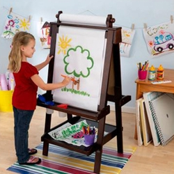 Deluxe Wood Easel - Natural or Espresso