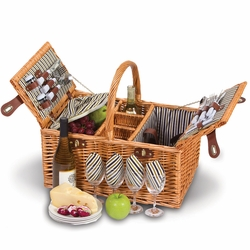 Dilworth Picnic Basket For 4