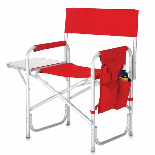 Directors Sport Chair With Table Personalized Camping