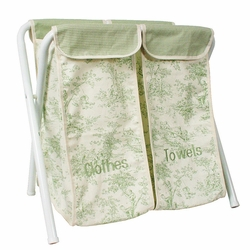 Double Hamper with Personalization Option
