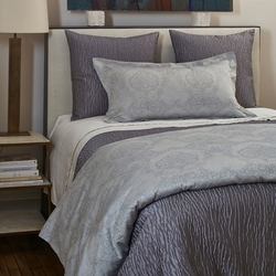 Elegance Duvet Set in Smoke