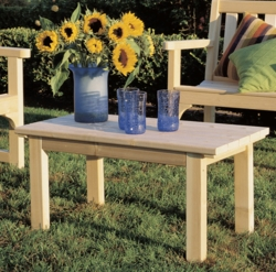 English Garden Outdoor Table