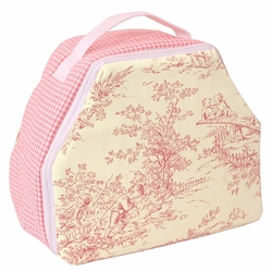 Etoile Pink Personalized Kids Lunch Box