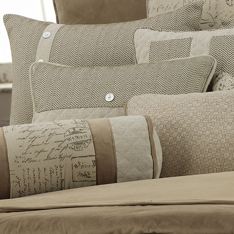 Fairfield Linen Envelope Pillow By Hiend Accents Bedding