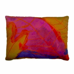 Fall Leaf 1 Outdoor Pillow