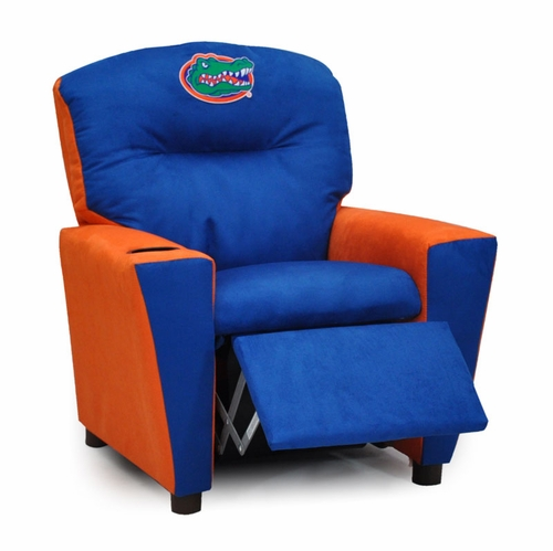 Florida Gators Kidu0027s Recliner University of Florida  sc 1 st  Anderson Avenue & Florida Gator Kids Recliner University of Florida Recliner with ... islam-shia.org