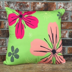 Flower FLF Outdoor Pillow