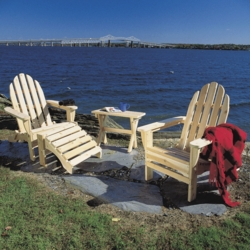 Foldable Cedar Adirondack Chair