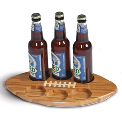 Bamboo Beer Huddle Tray