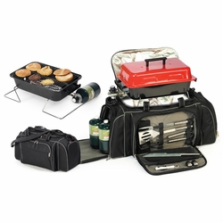 Game Day Travel Grill Set