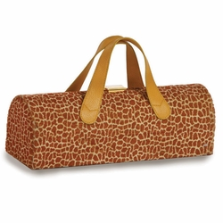 Giraffe Carlotta Clutch Wine Bottle Tote