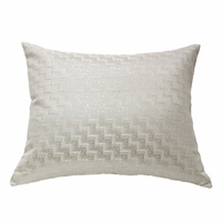 Glam Pillow in Ivory