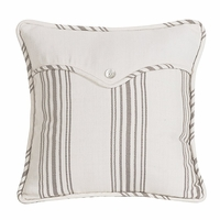 Gramercy Linen Envelope Accent Pillow