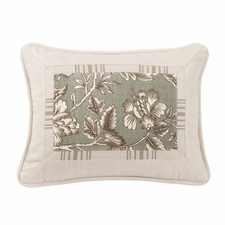 Gramercy Printed Oblong Accent Pillow