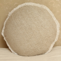 Heavenly Decorative Pillow Round