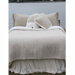 Heavenly Silk Coverlet