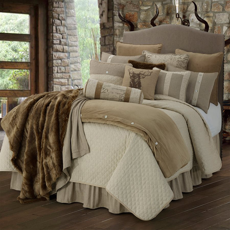 Fairfield 4 Piece Coverlet Set Hiend Accents Luxury