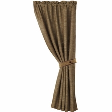 Highland Lodge Curtain Panel