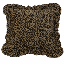 San Angelo Leopard Print Pillow