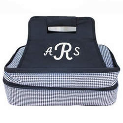 Houndstooth Entertainer Insulated Food Carrier