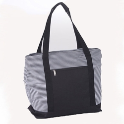 Houndstooth LIDO 2 in 1 Cooler Bag