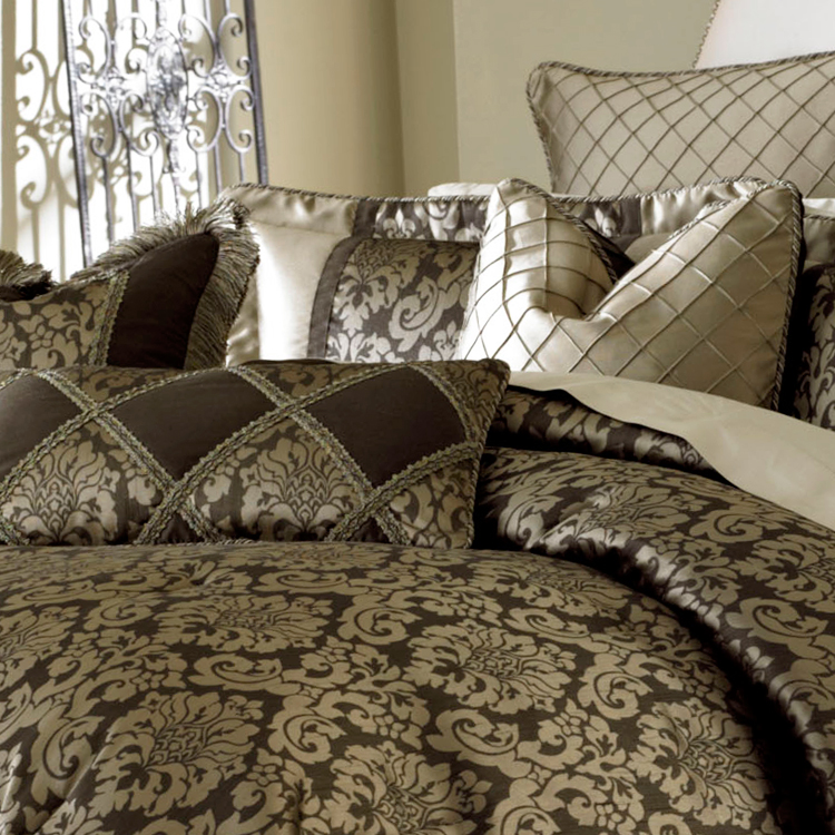 Imperial Luxury Bedding Set A Michael Amini Bedding
