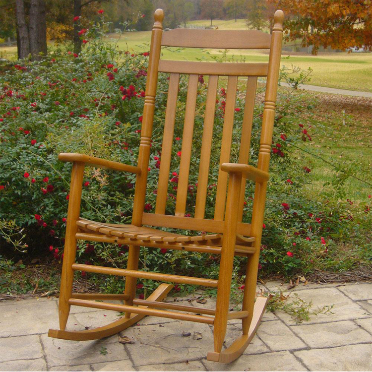large traditional outdoor rocking chair wood white wooden magazine plans