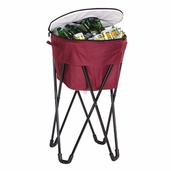 Maroon Tub Cooler