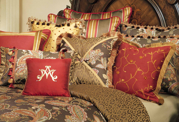 Mayfair Luxury Bedding Michael Amini Signature Bedding