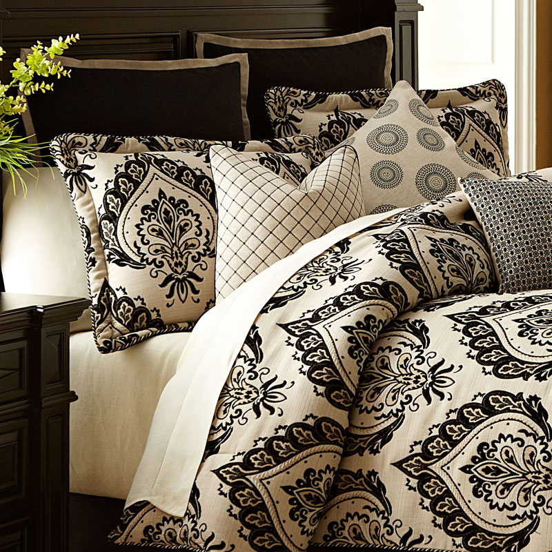 416fc8d68ebb Equinox Luxury Bedding Set From The Michael Amini Collection