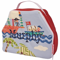 Monogrammed Kid's Soft Lunch Boxes