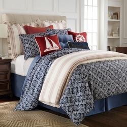 Monterey 4 Piece Duvet Set