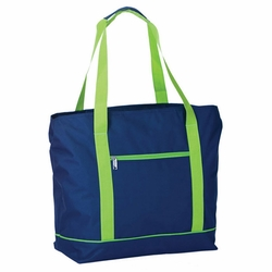 Navy LIDO 2 in 1 Cooler Bag