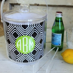 NEW!  Personalized Ice Buckets