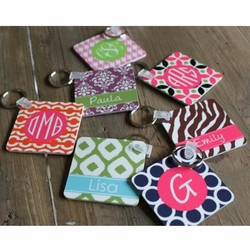 Personalized Key Chains