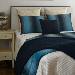Ombre Duvet Set in Teal