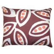 Peapod Patio Pillow