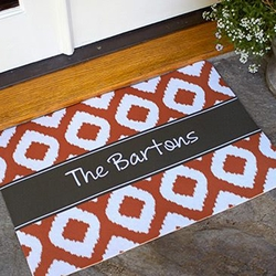 Personalized Floor Mat