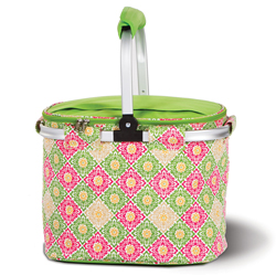 Green Gazebo Shelby Market Tote