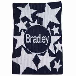 Personalized Shooting Stars Blanket