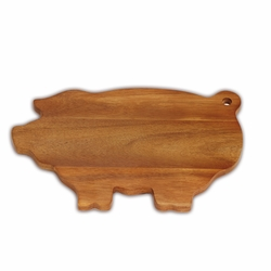 Pig Cheese Board