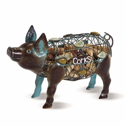 Pig Cork Caddy