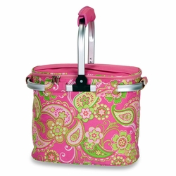 Pink Desire Collapsible Market Tote