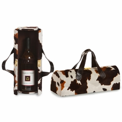 Pony Carlotta Clutch Wine Bottle Tote