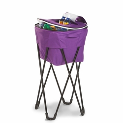Purple Tub Cooler