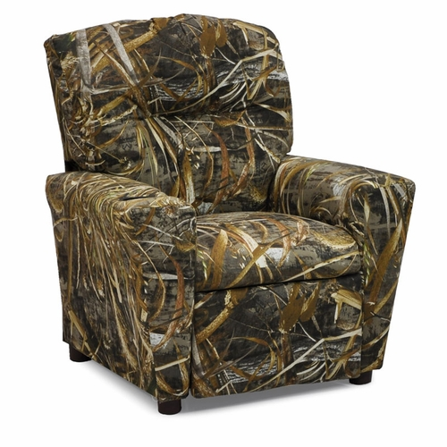 Exceptional Real Tree MAX 5 Camouflage Kids Recliner