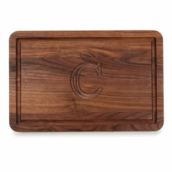 Rectangle Monogrammed Walnut Cutting Board