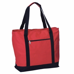 Red/Black LIDO 2 in 1 Cooler Bag