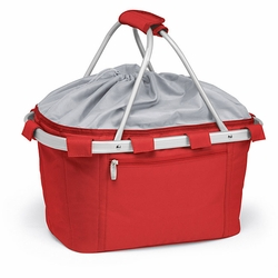 Red Insulated Market Basket