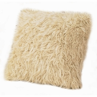 Sheep Faux Fur Pillow